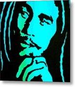 Marley Metal Print by Debi Starr