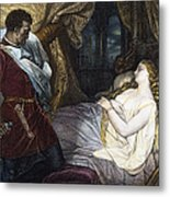 Othello, 19th Century Metal Print by Granger