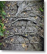 Roots Metal Print by Brian Wallace