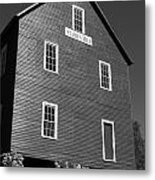 Starrs Mill Ga Metal Print by Jake Hartz