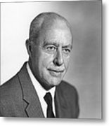 Walter Brattain, Us Physicist Metal Print by Science Photo Library