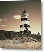 West Point's Light Metal Print by Meg Lee Photography