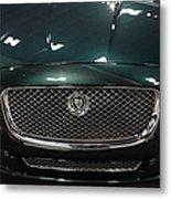 2013 Jaguar Xj Range - 5d20263 Metal Print by Wingsdomain Art and Photography