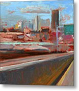 Rcnpaintings.com Metal Print by Chris N Rohrbach