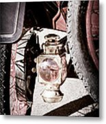 1911 Ford Model T Torpedo 4 Cylinder 25 Hp Taillight Metal Print by Jill Reger
