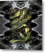 Abstract 51 Metal Print by J D Owen
