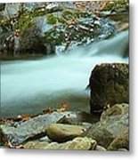 Flow Metal Print by Dan Sproul