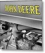 John Deere Metal Print by Dan Sproul