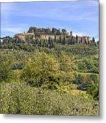 Tuscany - Montepulciano Metal Print by Joana Kruse