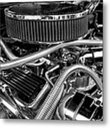 383 Small Block Metal Print by Mike Maher