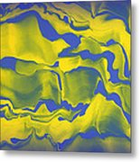 Abstract 106 Metal Print by J D Owen