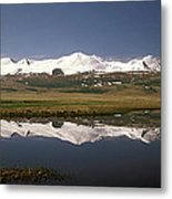 Altay Metal Print by Anonymous