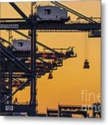 Industrial Metal Print by Svetlana Sewell