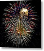 4th Of July 1 Metal Print by Marilyn Hunt