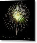 4th Of July 2 Metal Print by Marilyn Hunt