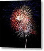 4th Of July 7 Metal Print by Marilyn Hunt