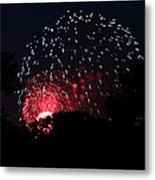 4th Of July Fireworks - 011316 Metal Print by DC Photographer