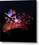 4th Of July Fireworks - 011319 Metal Print by DC Photographer