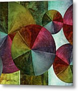5 Wind Worlds Metal Print by Angelina Vick