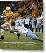 2010 Music City Bowl Metal Print by Don Olea