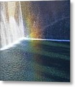 9-11 Memorial Metal Print by Dan Sproul