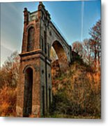 A Bridge No More Metal Print by Mountain Dreams