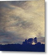A Calm Sets In Metal Print by Laurie Search