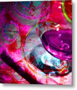 A Cognac Night 20130815m50 Metal Print by Wingsdomain Art and Photography