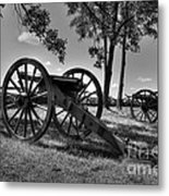 A Country Divided Metal Print by Mel Steinhauer