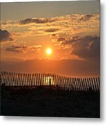 A Great Way To Start The Day Metal Print by Bill Cannon