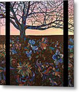 A Life's Journey Metal Print by James W Johnson
