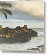 A Perfect Union Of Love Metal Print by Sharon Mau