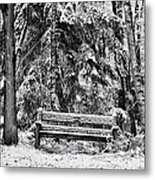 A Quiet Place Metal Print by Tim Gainey