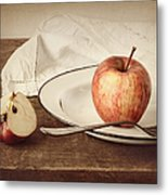 A Taste Of Autumn Metal Print by Amy Weiss