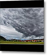 A Window To Switzerland Metal Print by Mountain Dreams