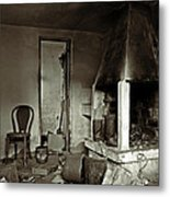 Abandoned In A Rush Metal Print by RicardMN Photography
