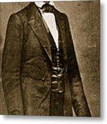 Abraham Lincoln Metal Print by Mathew Brady