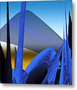 Abstract 200 Metal Print by Gerlinde Keating - Galleria GK Keating Associates Inc