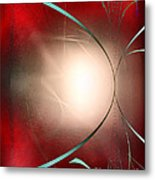 Abstract 550 Metal Print by John Krakora
