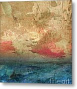 Abstract Print 3 Metal Print by Filippo B