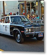 Adam 12 Metal Print by Tommy Anderson