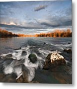 After The Rain Metal Print by Davorin Mance