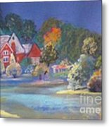 After The Rain  Metal Print by Sandra McClure