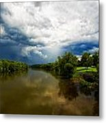 After The Storm Metal Print by Everet Regal