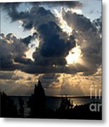After The Storm Metal Print by John Chatterley