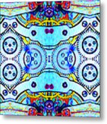 Age Of The Machine 20130605 Metal Print by Wingsdomain Art and Photography