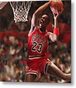 Air Jordan Metal Print by Mark Spears