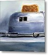 Airsteam Toaster Metal Print by Sunny Avocado