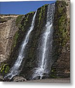 Alamere Falls Three Metal Print by Garry Gay