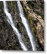 Alamere Falls Two Metal Print by Garry Gay